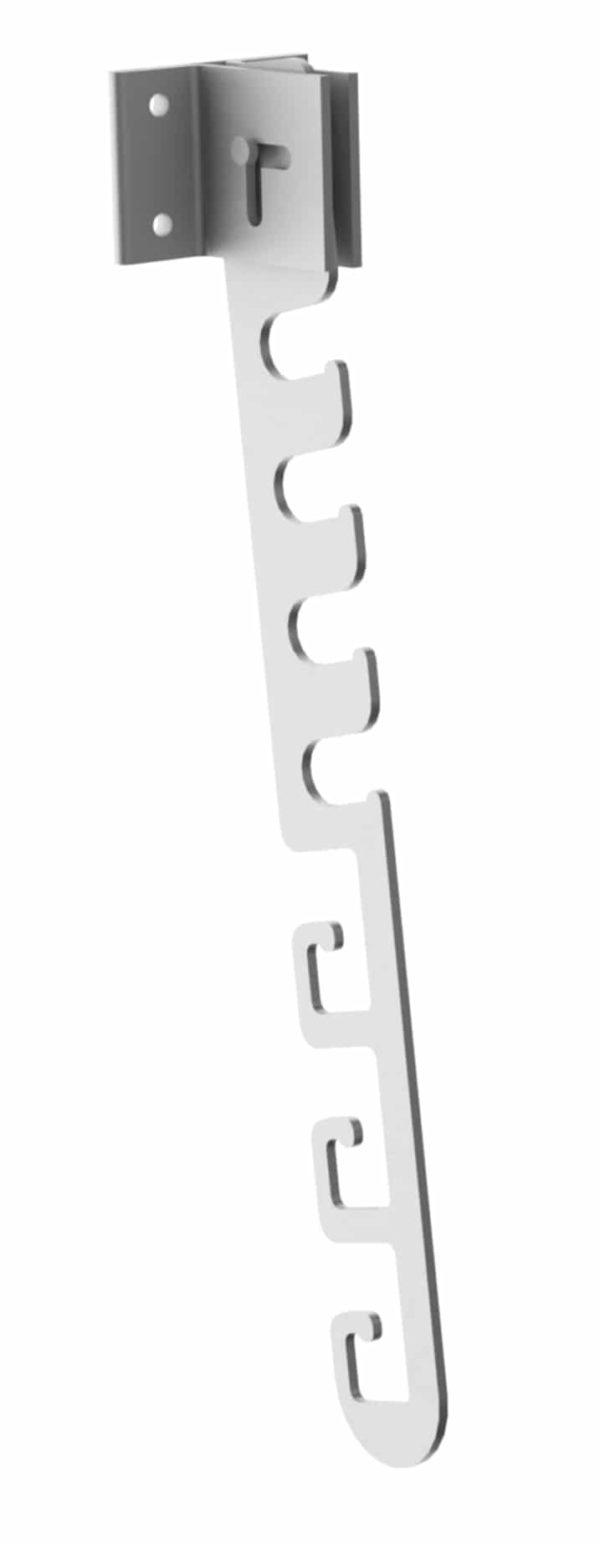 Support basculant à 7 crochets BMP7