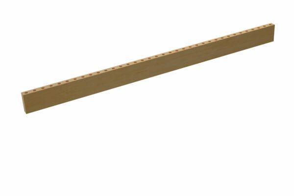 Barre latérale de 1 pouce